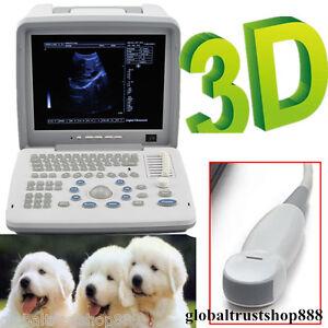 portable ultrasound machine for veterinary animal