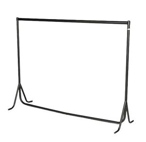 2-x-3Ft-HEAVY-DUTY-RAIL-Cloth-Garment-Display-FISHTAIL