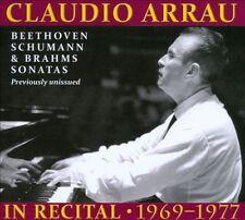Claudio Arrau in Recital 1969, New Music