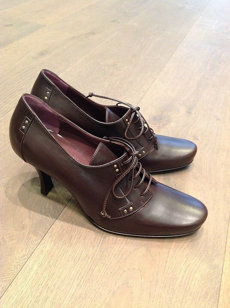 BALLY oxford shoes lace up, ankle boots