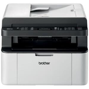 BROTHER-Stampante-Multifunzione-MFC1910W-Stampa-Copia-Scansione-Fax-Laser-B-N