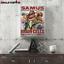 Metroid Canvas Art Painting Wall Prints Decor Hanging Gifts Samus Aran NES New