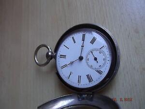 39 ZuverläSsig Alte Taschenuhr Old Pocket Watch Gg Cylindre 8 Rubis Gottlieb Giger ?