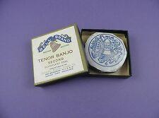 c1920s Unused Full Box of Bell Brand - Tenor Banjo - Second Strings