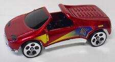 1998 Hot Wheels Pontiac Salsa #862-Metal Flake Red Paint