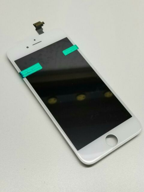 quality design a7afe 79b64 Apple Original iPhone 6s Plus White Digitizer LCD Screen Assembly  Replacement