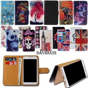 Details about For Various XGODY Phones - Leather Wallet Card Stand Flip  Case Cover + Strap
