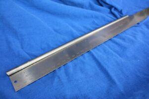 """5//16 Round Bar x 72/"""" Aluminum Rod .3125/"""" 6061-T6511"""