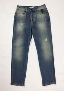 c30ad3145342 Caricamento dell'immagine in corso Berna-jeans-uomo -usato-W30-tg-44-destroyed-