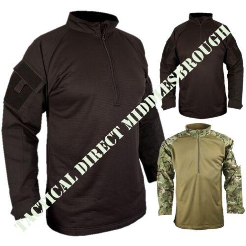 Armée Ubac Polaire Top Camouflage Armour Chemise Homme S-3XL Airsoft Tactique Sports