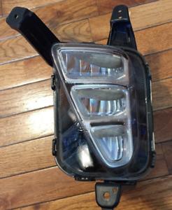 92201-D5000 DRIVER LEFT LED OEM KIA OPTIMA 18 2018 FOG LIGHT LAMP ASSEMBLY