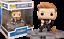 FUNKO-POP-Los-Vengadores-montar-Hawkeye-586-Diorama-DELUXE-Preventa miniatura 1