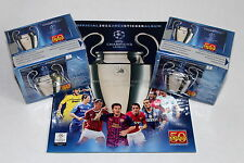 Panini UEFA CHAMPIONS LEAGUE 2011/2012 11/12 – 2 x DISPLAY BOX + ALBUM MINT!