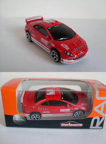 PEUGEOT 307 WRC 2004 OVP 5 Neu Majorette Racing Auto Modell