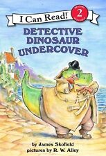 I Can Read Level 2: Detective Dinosaur Undercover by James Skofield (2010, Paperback)