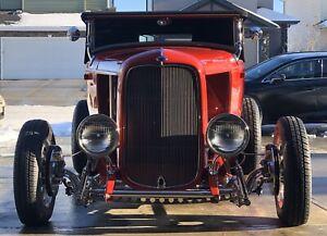 1932 Ford High Boy Deuce Roadster