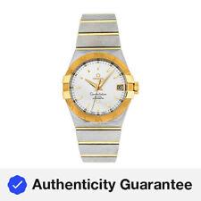 Omega Constellation Men's Co-Axial 38MM 18K Men's Watch 123.20.38.21.02.002