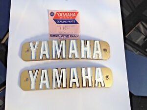 Yamaha-genuine-FITS-VARIOUS-MODELS-tank-badge-357-24162-00-GENUINE-OE-NOS