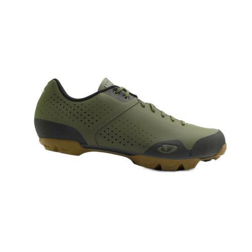 scarpe mtb privateer lace verde Giro scarpe bici
