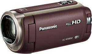 Panasonic-HD-Camcorder-HC-W580M-T-32GB-Sub-Camera-High-Magnification-90x-Zoom
