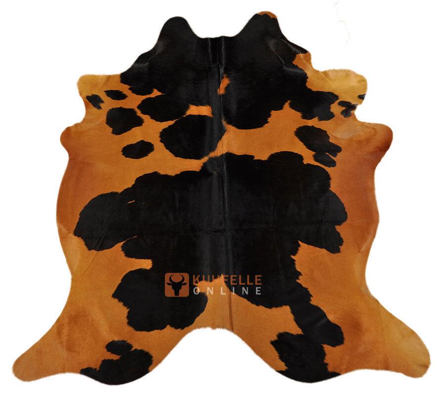 Premium tapis stierfell Marron Noir colorés 215 x x x 180 CM | En Ligne  a0ba55