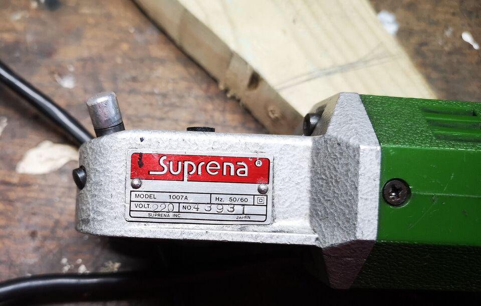 Andet elværktøj, Suprena