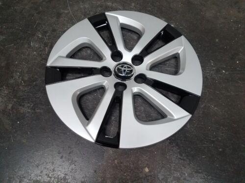 "1 Brand New Set 2016 2017 2018 Prius 15/"" Hubcaps Wheel Covers 61180"