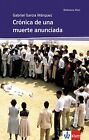 Crónica de una muerte anunciada von Gabriel G. Márquez (2013, Taschenbuch)