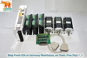 3-axis-Nema23-stepper-motor-428oz-in-3A-CNC-controller