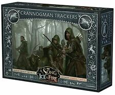A Song Of Ice and Fire Miniatures Game - Stark Crannogman Trackers