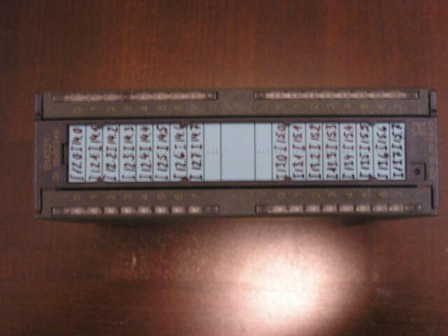 Simens Simatic S7 6ES7 321-1BL00-0AA0