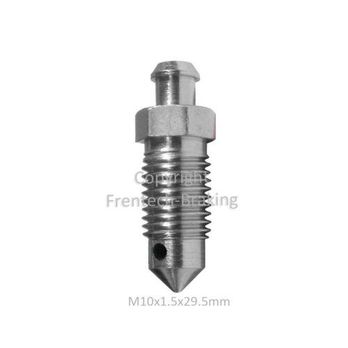 16 Brake bleed nipples screws 4x M8x1.25 4x M10x1 4x M10x1.25 4x M10x1.50 N-mix1