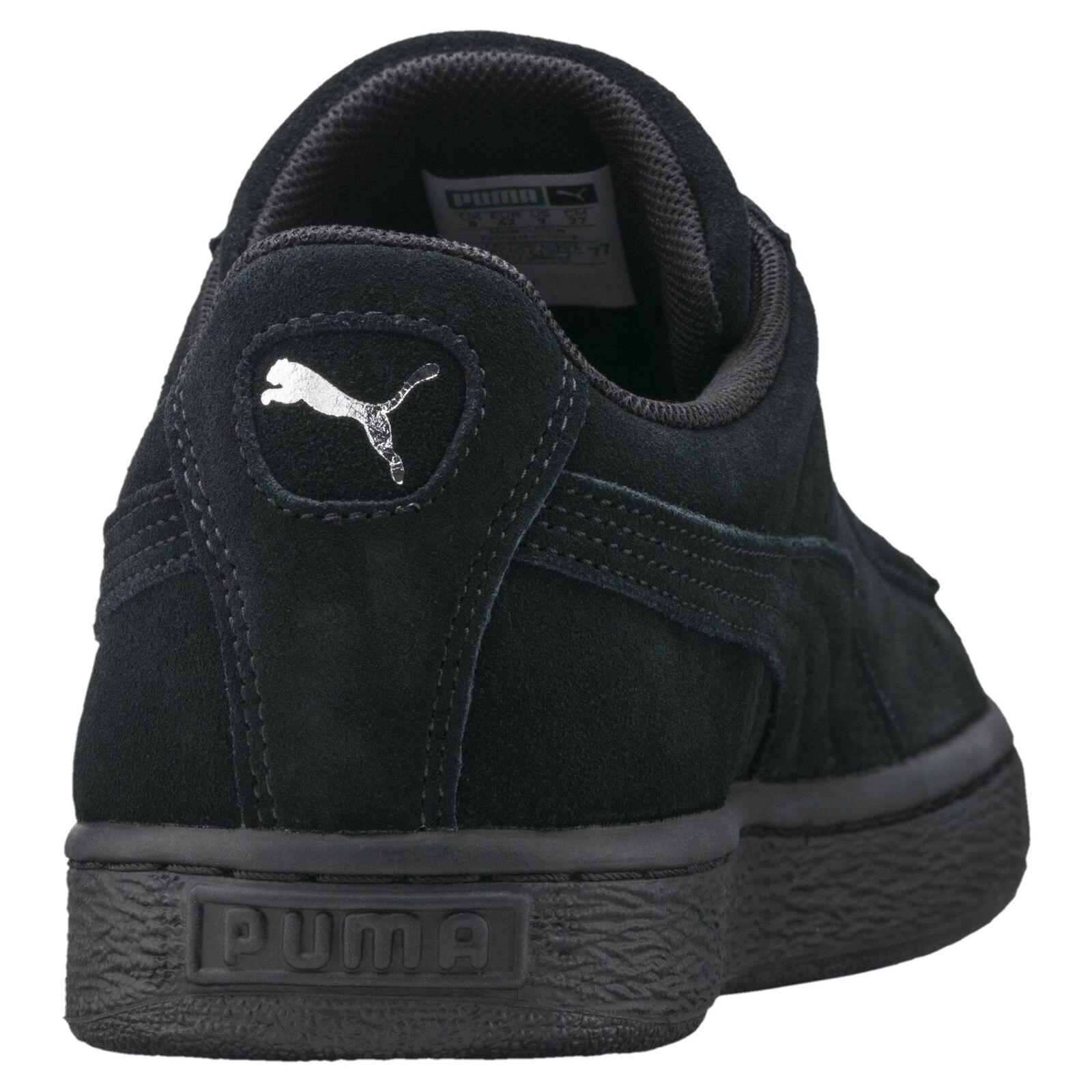 Puma Suede Classic Cabernet (rouge bordeaux). Baskets