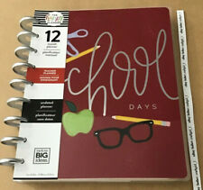 Me Amp My Big Ideas The Happy Planner School Days Classic Undated Teacher Planner