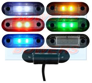 LED Marker Light Online White, Red