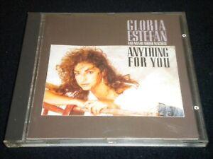 Gloria-Estefan-Anything-For-You-CD-Album-12-Tracks-1988