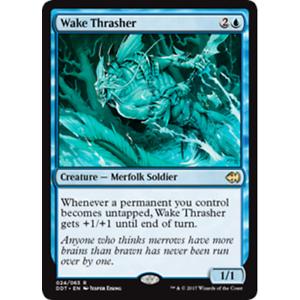 MTG DUEL DECKS Wake Thrasher
