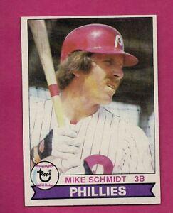1979-TOPPS-610-PHILLIES-MIKE-SCHMIDT-NRMT-MT-CARD-INV-A7717