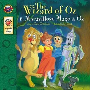 The-Wizard-Of-Oz-El-Mago-De-Oz-keepsake-Stories-By-Carol-Ottolenghi