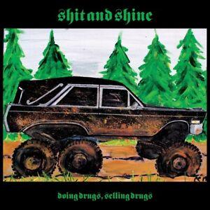SH-T-AND-SHINE-034-DOING-DRUGS-SELLING-DRUGS-034-LP-COLOR-VINYL-UK-IMPORT