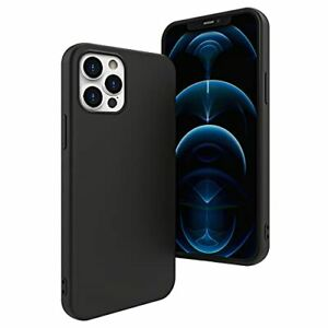 iPhone 13 Pro Max 2021 Case Anti-Scratch Shockproof Protection Cover Black
