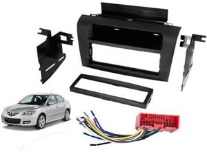 Details about Single DIN Stereo Install Dash Kit Wire Harness & Antenna on 2003 acura tl stereo wiring, 2000 honda civic stereo wiring, 2000 oldsmobile alero stereo wiring, 1998 honda civic stereo wiring, 1995 honda civic stereo wiring, 2005 honda civic stereo wiring, 1997 pontiac sunfire stereo wiring,