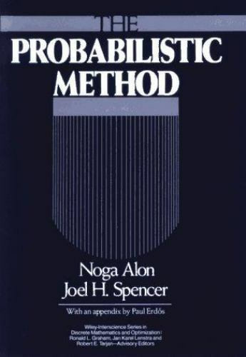 Probabilistic Method by Alon, Noga 9780471535881