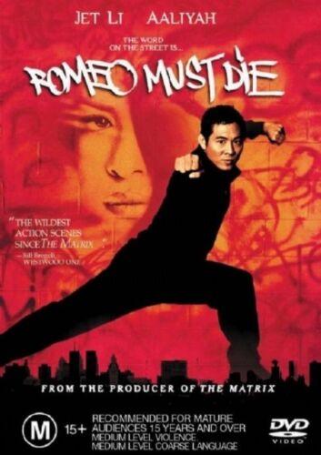 1 of 1 - Romeo Must Die (DVD, 2001) R4 PAL NEW FREE POST