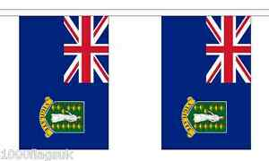 British-Virgin-Islands-Polyester-Flag-Bunting-9m-long-with-30-Flags