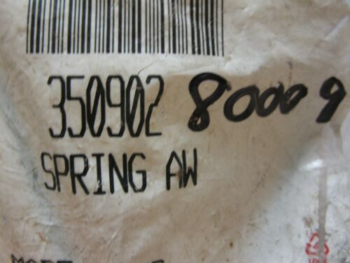ONE FSP Whirlpool Part #350902 Snubber Spring Kit NEW FREE SHIPPING Box #A-843
