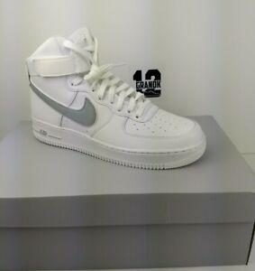 Nike Men's Air Force 1 High '07 3 WhitePurple Sneaker
