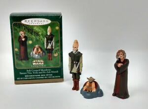 Hallmark-Keepsake-Miniature-Ornaments-Star-Wars-Jedi-Council-Members-3-Piece