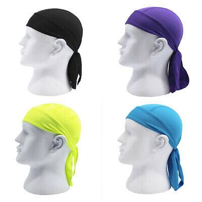 Outdoor Sport Cycling Cap Running Riding Bike Headscarf Hat Bicycle Headband