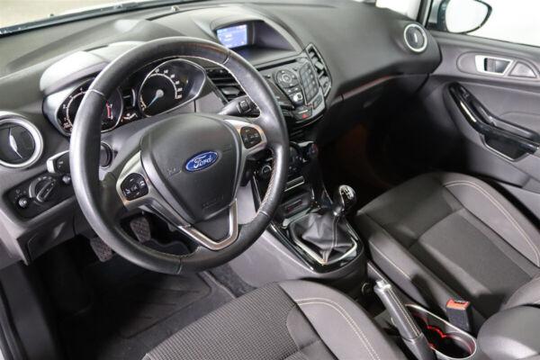 Ford Fiesta 1,0 SCTi 140 Titanium - billede 5